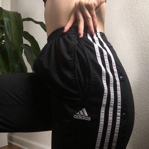 Adidas Snap Side Track Pants